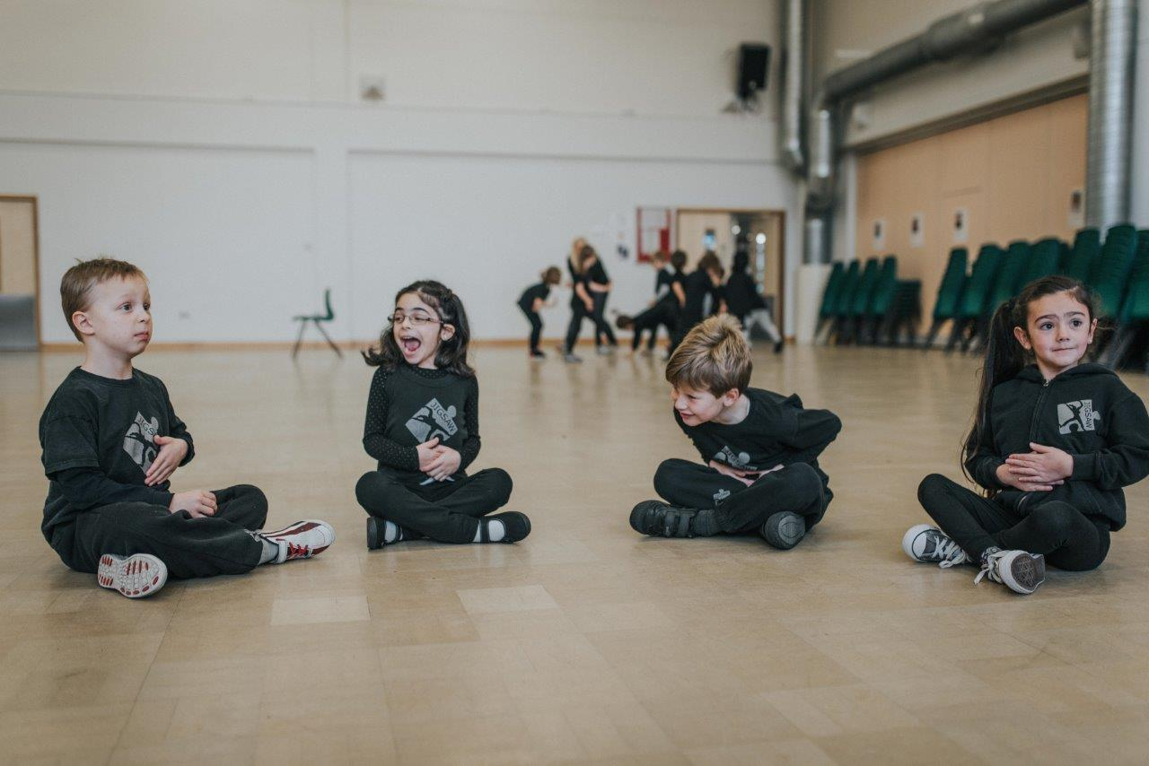 Jigsaw Performing Arts Schools drama games you can play at home