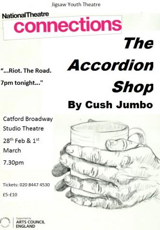 The Accordion Shop, Jigsaw Youth Theatre