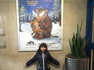 Tall Stories competition The Gruffalo's Child