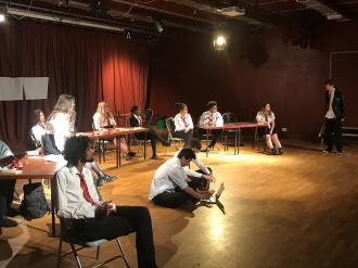 Bassett Jigsaw Youth Theatre