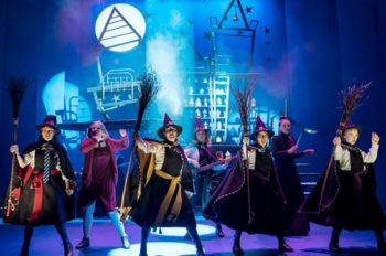The Worst Witch competition Jigsaw Performing Arts
