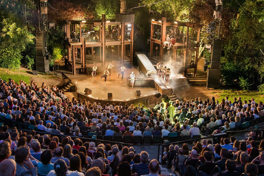 Regent's Park open air theatre, top summer activities for children, Jigsaw Performing Arts
