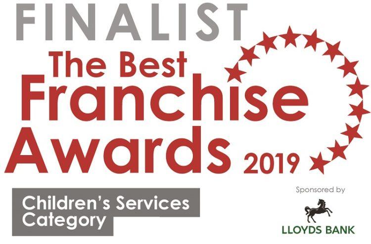 Finalist at Best Franchise Awards