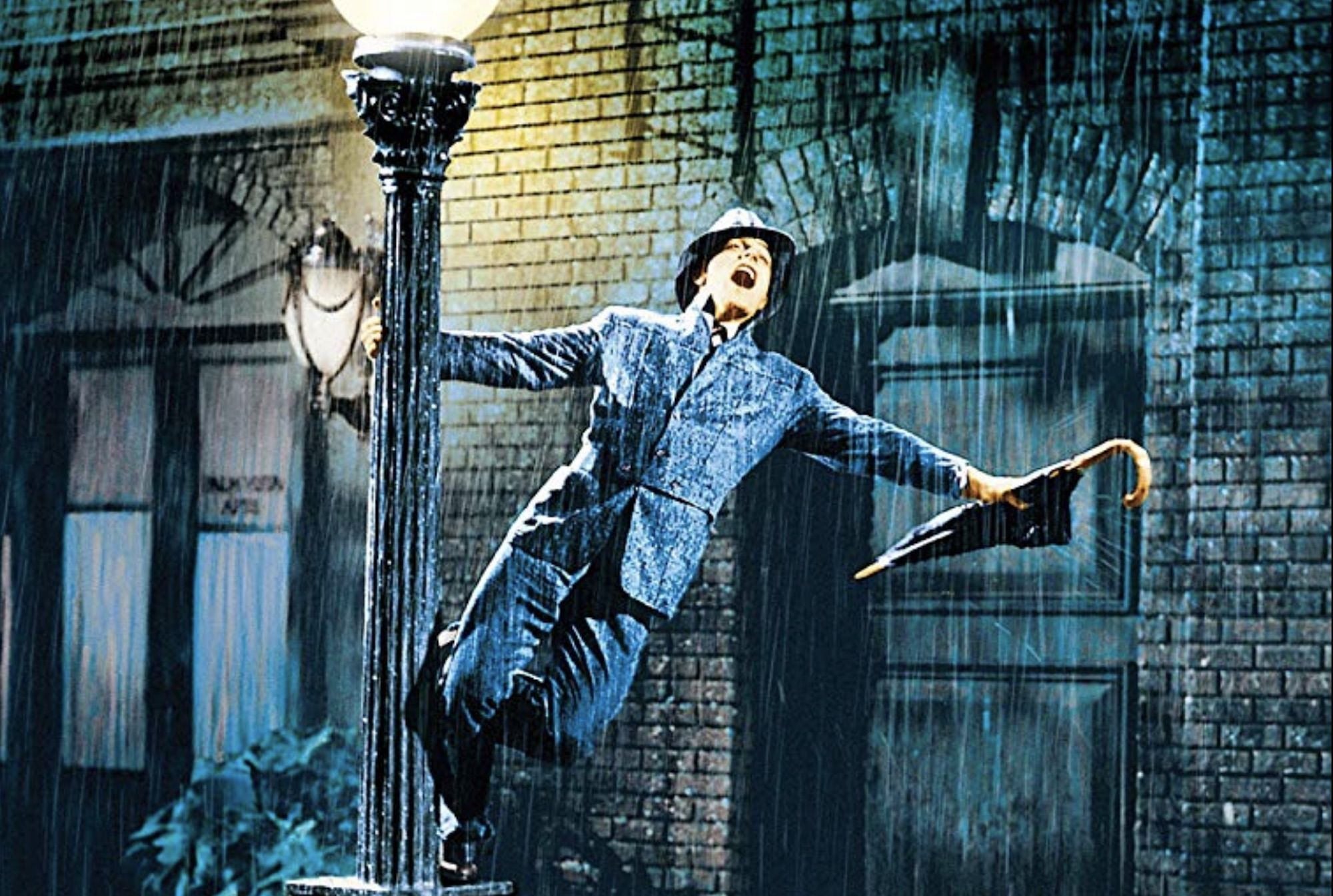 Singin in the Rain classic musicals for children
